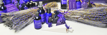 View our 100% new zealand grown pure lavender products